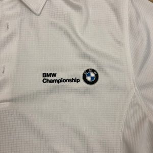 Greg Norman BMW Championship Golf Polo